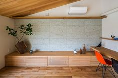 専門家:Takuya Hasegawaが手掛けた、テレビボード(自然の恵みを感じる家)の詳細ページ。新築戸建、リフォーム、リノベーションの事例多数、SUVACO(スバコ)