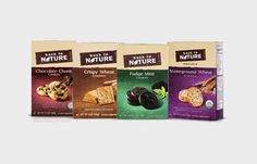 Sign up and tell us why you would love to try our cookies or crackers! Select consumers will be mailed