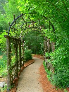 .I want to do this along the path to me front door!!!!