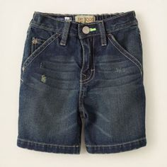 denim carpenter shorts