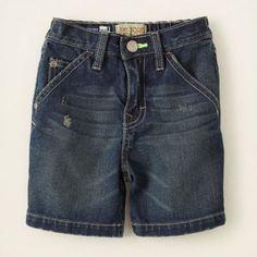 denim carpenter shorts