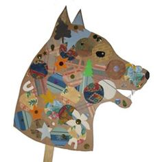 wolf craft for kids - Google Search