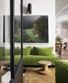 Color of the year 2017 : Pantone Greenery | FrenchByDesign