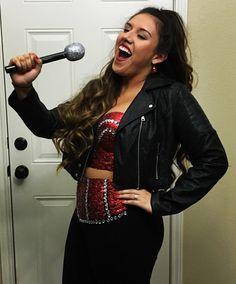 DIY Selena Quintanilla Costume