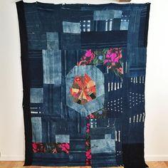 #counterpane #counterpanestudio #piecework #patchwork #handmade #textiles