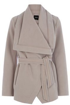 | Grey Emma Coat | Oasis