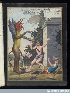 A compendium of demonology and magic. MS 1766.