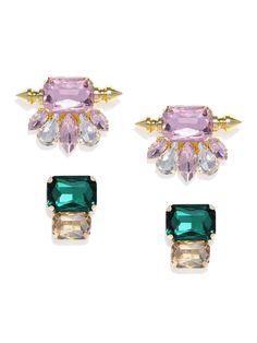 Zaveri Pearls Combo Of 2 Contemporary Style Stud Earring – Jumkey Fashion Jewellery
