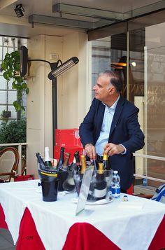 Massimo Corrado, president of Go Wine Italy