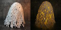 DIY Halloween : DIY Bird's Nest Ghost