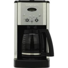 Cuisinart Coffeemaker-can't do without my coffee maker