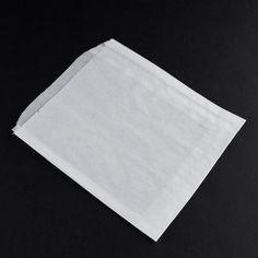 "6 3/4"" x 6 3/4"" Dry Waxed Sandwich Bag 2000/Case"