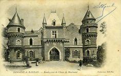 Forêt | Domaine Royal de Randan Las Mercedes, Clermont Ferrand, Chapelle, Notre Dame, Louvre, Building, Travel, Park, Drill Bit