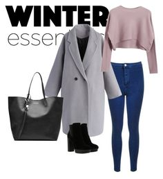 """""""#outfit #winteroutfit #streetstyle"""" by gabriela-przystal on Polyvore featuring Chicwish, Chicnova Fashion, Hogan and Alexander McQueen"""