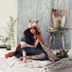 Un déguisement de renard pour enfant