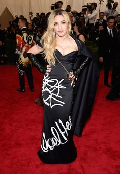 Madonna - Baile do Met 2015