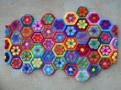 Mamy Bag pattern by Cécile Franconie