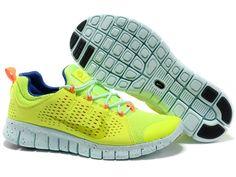 2014 New Nike Free Powerlines II Womens Shoes Green