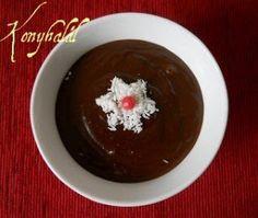 Supangle (török csokis pohárkrém)