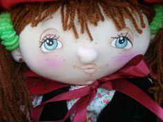 @ Boneca Chapeuzinho Vermelho (parte integrante do Tema Chapeuzinho Vermelho). Projeto original da HandFactory by Vera Lemos.4