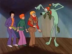 Goober and the Ghost Chasers (1973) - Intro (Opening) Goober and the Ghost Chasers was a Saturday morning cartoon produced by Hanna-Barbera which aired on ABC from September 8, 1973 to August 30, 1975. A total of 16 half-hour episodes of Goober and the Ghost Chasers were produced. The show's episodes were later serialized as part of the syndicated weekday series Fred Flintstone and Friends in 1977.