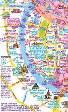 Nancy Chandler's Map of Bangkok, 26th Edition: Nima Chandler, Nancy Chandler: 9786169046233: Amazon.com: Books