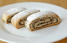 Buttery Nutella Rolled Cookies