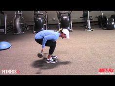 Triceps Kickback Variation