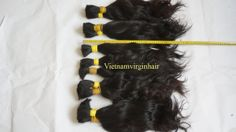 My hair is 100% natural texture without chemical (tobe honest, our technology do not allow to treat with chemical).