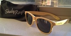 We've partnered with Shady Rays to give 2 lucky winners a pair of their choice of these very cool break resistant sunglasses