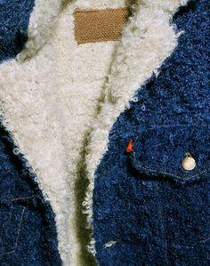 Central Saint Martins graduate Faustine Steinmetz is a true innovator of textiles who has an inspiring love for the processes of their creation. Diana Vreeland, Denim Studio, Faustine Steinmetz, All Jeans, Textiles, Denim Trends, Denim Ideas, 2015 Trends, Denim Fashion