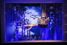 A view of the Lord & Taylor NYC 2016 Holiday Windows at the unveiling with Daya on November 10, 2016 in New York City.