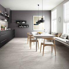 Gulvfliser gulvklinker i mange varianter farver. Se mere her Non Slip Flooring, Flooring Options, Kitchen Tile, Kitchen Flooring, Tiles For Sale, Patio Tiles, Floors And More, Italian Tiles, Black Kitchens