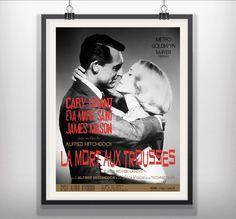 La Mort aux trousses North by Northwest 1959 Alfred Hitchcock   Cary Grant Eva Marie Saint James Mason Martin Landau  #NorthbyNorthwest #LaMortauxtrousses #AlfredHitchcock #CaryGrant #EvaMarieSaint #JamesMason #MartinLandau