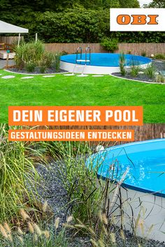 Jacuzzi, Swimming Pools, Relax, Home And Garden, Obi, Outdoor Decor, Green, Ideas, Wood Stoves