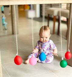 Baby Learning Activities, Montessori Activities, Infant Activities, Infant Games, 7 Month Old Baby Activities, Kids Learning, Baby Sensory Play, Baby Play, Baby Toys