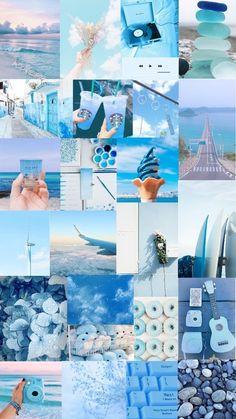 Blue aesthetic ll XxBaby WolfxX - YouTube
