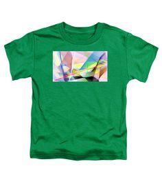 Toddler T-Shirt - Abstract 9502