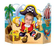 Pirate Party Photo Prop - Party City