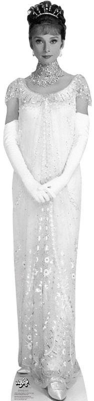 Audrey Hepburn - My Fair Lady 2 Lifesize Standup