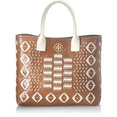 Tory Burch Claire Leather Tote
