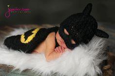 BATMAN BABY!