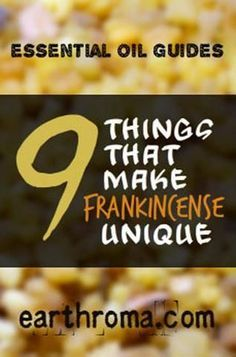 9 things that make Frankincense Essential Oil Unique. Frankincense Essential Oil uses, recipes and blends. Essential Oil Carrier Oils, Essential Oils For Face, Essential Oils Guide, Essential Oil Diffuser Blends, Frankincense Essential Oil Uses, Frankincense Oil, Aromatherapy Recipes, Doterra Oils, Living Oils