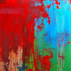 """Saatchi Online Artist Julie Hawkins; Painting, """"I Don't Want the Whole World"""" #art"""
