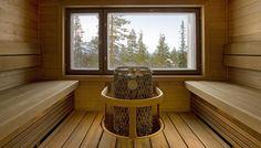 Honka Utsu in Levi. Honka holiday homes. Home Interior Design, House Design, Sauna, House, Cottage, Holiday Home, Home, Interior, Log Homes