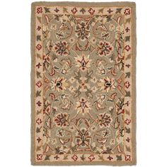 Chelsea Sage/Ivory (Green/Ivory) 1 ft. 8 in. x 2 ft. 6 in. Area Rug