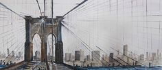Jacob Higginbottom, Watercolorist Boston Artist, Watercolor Paintings