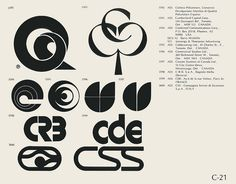 C-21 / World of Logotypes