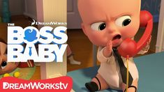 THE BOSS BABY | Official Trailer