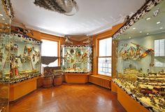 İstanbul Oyuncak Müzesi |  Vahşi Batı Odası